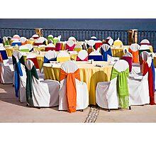 Rainbow Luncheon On the Sea Of Cortez Photographic Print