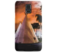 Route 66 Motel Samsung Galaxy Case/Skin