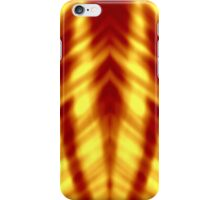 Fire abstract  iPhone Case/Skin