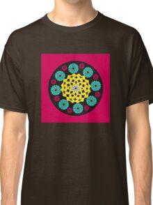 stars composite 2 - papercut patterns Classic T-Shirt