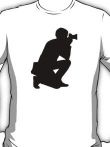 Photographer camera T-Shirt