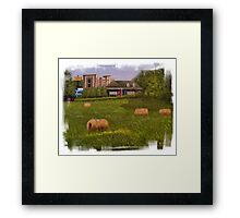 """""""A Little Bit of Country 2""""... prints and products Framed Print"""