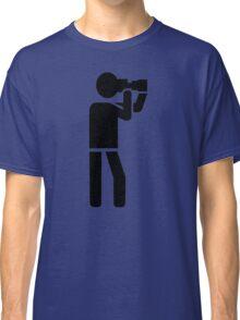 Photographer logo Classic T-Shirt