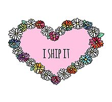 I Ship It Heart by foreversarahx