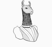 Lady Llama Unisex T-Shirt
