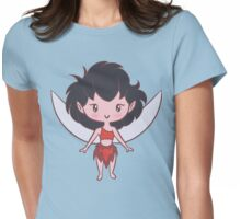 Crysta - Lil' CutiE Womens Fitted T-Shirt