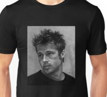 Brad Pitt drawing Unisex T-Shirt