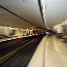 Athens Underground by Vivi Kalomiri