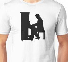 Piano player Unisex T-Shirt