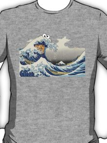 Cookie wave monster T-Shirt