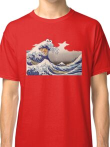 Cookie wave monster Classic T-Shirt