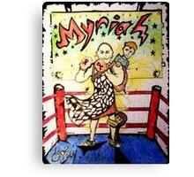 Myriah  Canvas Print