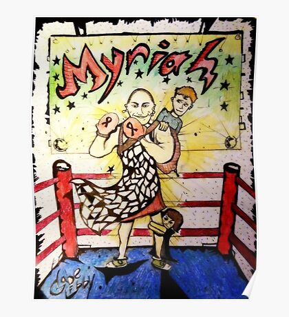 Myriah  Poster