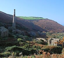 Cot Valley, Cornwall by WilliamtheIVth