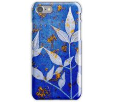 Mornington Skies 1 - Monoprint iPhone Case/Skin