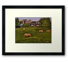 """""""A Little Bit of Country""""... prints and products Framed Print"""
