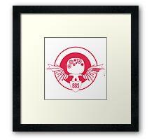 BBS Avatar Logo Framed Print