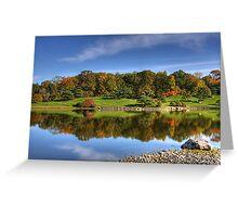 Fall Colors 7 Greeting Card