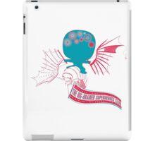 BBS Avatar iPad Case/Skin