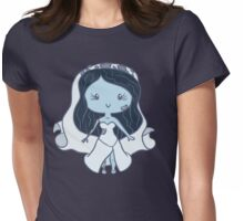 Emily - Lil' Cutie Womens Fitted T-Shirt