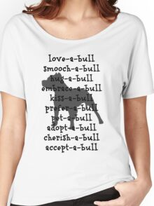 love-a-bull ! Women's Relaxed Fit T-Shirt