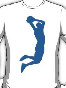 Slam Dunk Blue T-Shirt