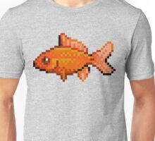 Pixel Goldfish Unisex T-Shirt
