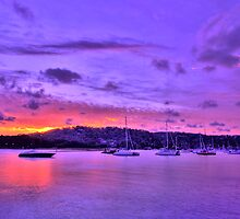 Lavender Blush - Newport - The HDR Experience by Philip Johnson
