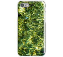 Emerald Waters iPhone Case/Skin