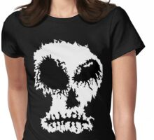 Dead Trend Ripped Batch B Womens Fitted T-Shirt