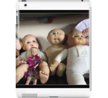 Seven Lovely Dolls iPad Case/Skin
