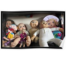 Seven Lovely Dolls Poster