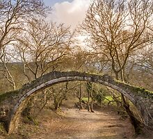 Bridge without any river by yiannismantas