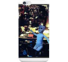 Doll at Paris Flea Market iPhone Case/Skin