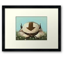 Sleepy Framed Print