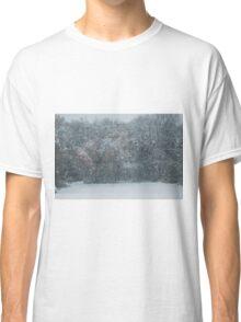 Fall Snowstorm Classic T-Shirt