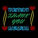 Thank You Card by CreativeEm
