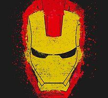 Iron Man splash by Igor Sitchko