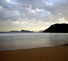 Umina Beach by Lisa Lent