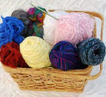 yarn in a basket by NicPW