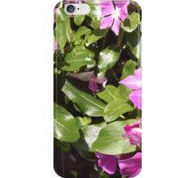 green soul iPhone Case/Skin