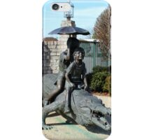 Ride The Alligator iPhone Case/Skin