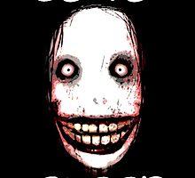 Jeff The Killer by Grim-Dork