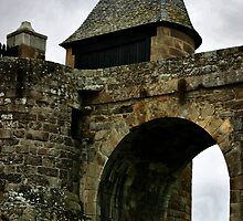 SOLIDOR ENTRANCE TO THE CASTTLE by karo
