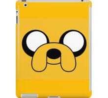 Adventure Time Jake Face iPad Case/Skin