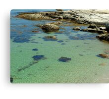 Ripples in the Tide Canvas Print