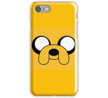 Adventure Time Jake Face iPhone Case/Skin