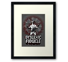 DF: Clockwork Devil Framed Print