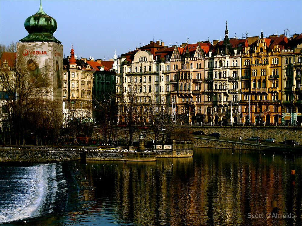 PRAGUE COLOURS by Scott  d'Almeida
