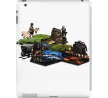 Settlers of Middle Earth iPad Case/Skin